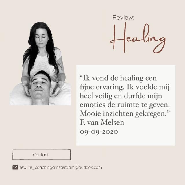 healing review